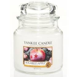 Yankee Candle Housewarmer Jar Glaskerze mittel 411g Sugared Apple