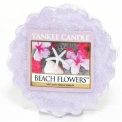 Yankee Candle Tart Beach Flowers