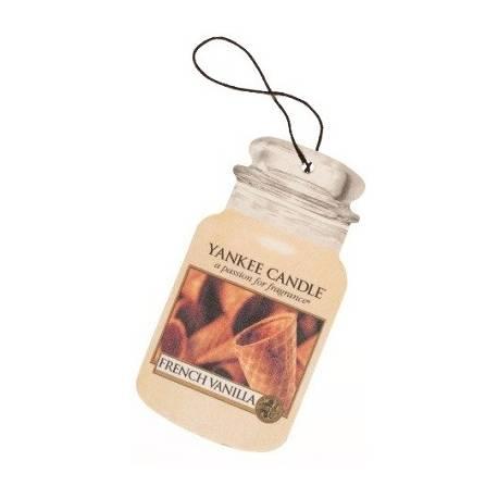 Yankee Candle Car Jar French Vanilla