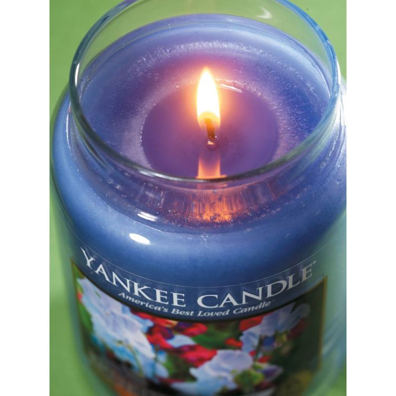 yankee candle housewarmer jar glaskerze gro 623g garden. Black Bedroom Furniture Sets. Home Design Ideas