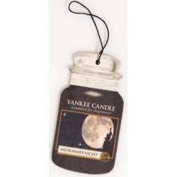 Yankee Candle Car Jar Midsummers Night