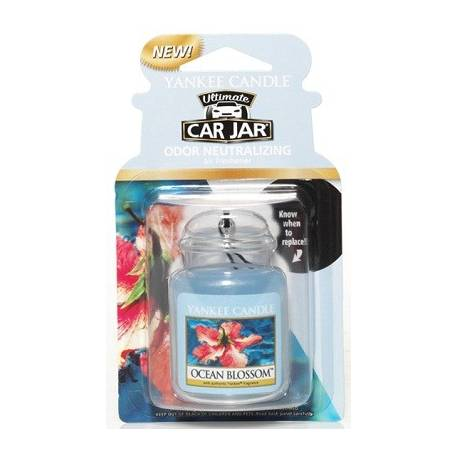 Yankee Candle Car Jar Ultimate Ocean Blossom