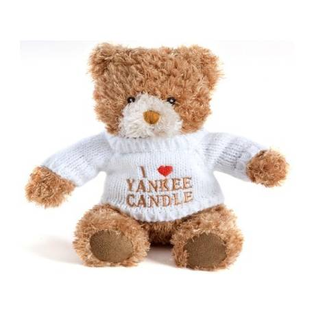 Yankee Candle Teddy Bär Soft Blanket