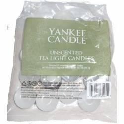 Yankee Candle 25er Pack Teelichter neutral für Yankee Candle Duftlampen