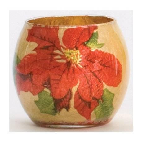 Yankee Candle Christmas Flower Votivehalter