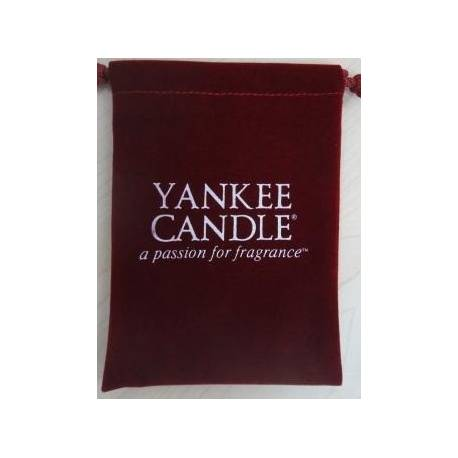 Yankee Candle Velvet Bag