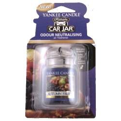 Yankee Candle Car Jar Ultimate AUTUMN FRUIT