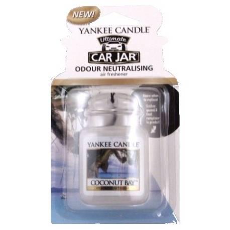 Yankee Candle Car Jar Ultimate COCONUT BAY