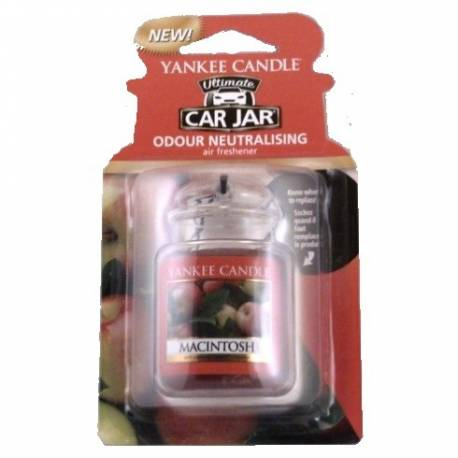 Yankee Candle Car Jar Ultimate Macintosh