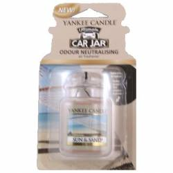 Yankee Candle Car Jar Ultimate Sun & Sand