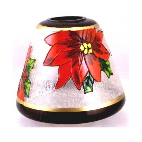 Yankee Candle Red Poinsettia kleiner Schirm