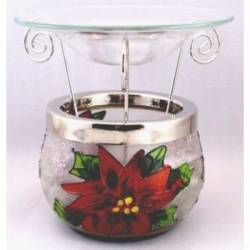 Yankee Candle Red Poinsettia Duftlampe