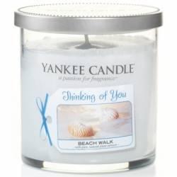 Yankee Candle 1 Docht Tumbler Glaskerze klein 198g Celebrations Thinking of you