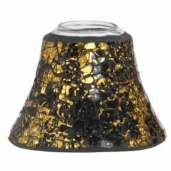 Yankee Candle Black & Gold kleiner Schirm