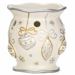 Yankee Candle Silver & Gold Duftlampe