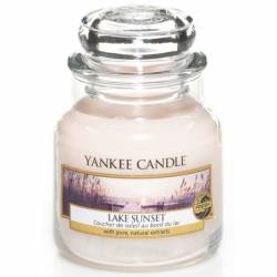 Yankee Candle Jar Glaskerze klein 104g Lake Sunset