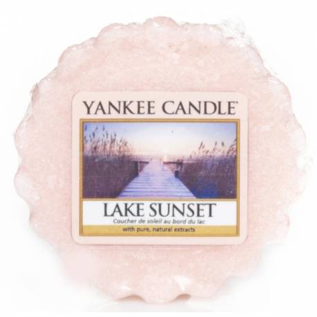 Yankee Candle Tart Lake Sunset