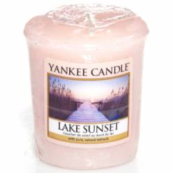Yankee Candle Sampler Votivkerze Lake Sunset