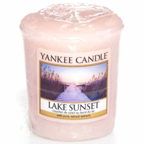 Yankee Candle Sampler Votivkerze Lake Sunset