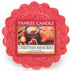 Yankee Candle Tart Christmas Memories