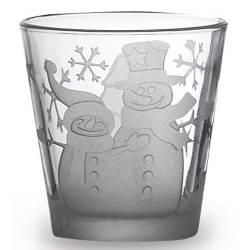 Yankee Candle Frosted Snowmen Votivhalter
