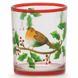Yankee Candle Red Robin Votivhalter