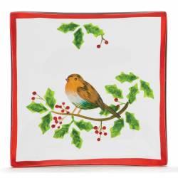 Yankee Candle Red Robin kleiner Teller
