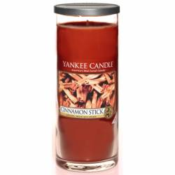 Yankee Candle Pillar Glaskerze gross 566g Cinnamon Stick