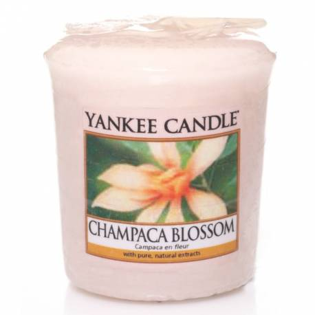 Yankee Candle Sampler Votivkerze Champaca Blossom