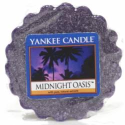 Yankee Candle Tart / Melt Midnight Oasis
