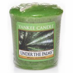 Yankee Candle Sampler Votivkerze Under the Palms
