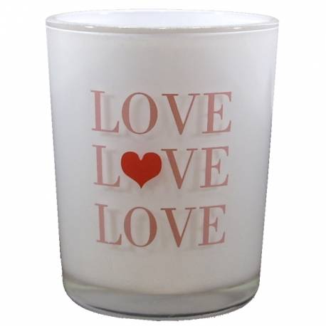 Yankee Candle Love Votivhalter Love