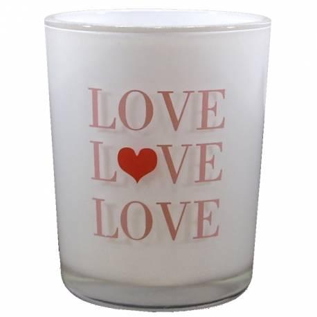 Yankee Candle Love Votivhalter Love