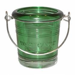 Yankee Candle Bucket grün