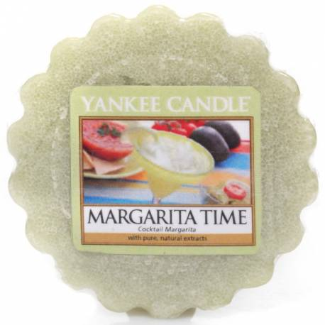 Yankee Candle Tart / Melt Margarita Time