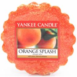 Yankee Candle Tart / Melt Orange Splash