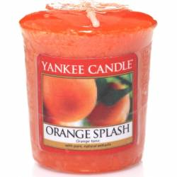 Yankee Candle Sampler Votivkerze Orange Splash