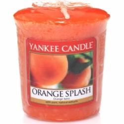 Yankee Candle Sampler Votivkerze Orange Splash