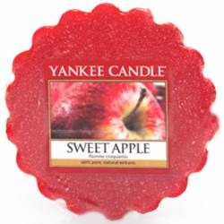 Yankee Candle Tart / Melt Sweet Apple