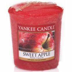 Yankee Candle Sampler Votivkerze Sweet Apple