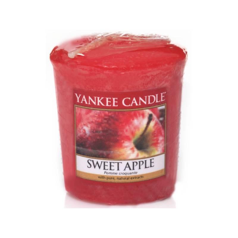 yankee candle sampler votivkerze sweet apple. Black Bedroom Furniture Sets. Home Design Ideas