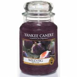 Yankee Candle Jar Glaskerze groß 623g Wild Fig