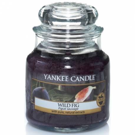 Yankee Candle Jar Glaskerze klein 104g Wild Fig