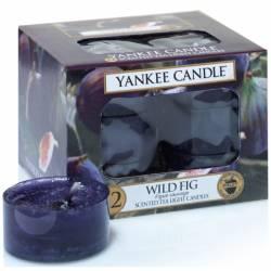 Yankee Candle Teelichter 12er Pack Wild Fig