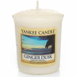 Yankee Candle Sampler Votivkerze Ginger Dusk