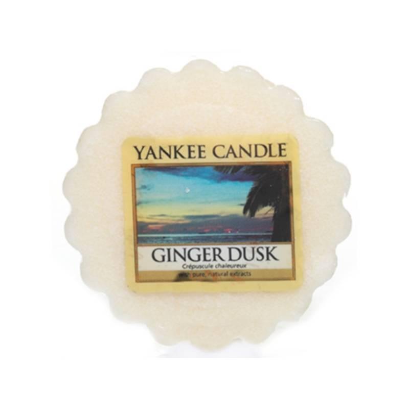 yankee candle tart melt ginger dusk. Black Bedroom Furniture Sets. Home Design Ideas