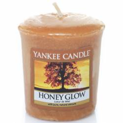 Yankee Candle Sampler Votivkerze Honey Glow