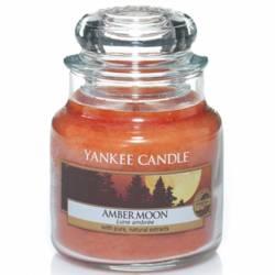 Yankee Candle Jar Glaskerze klein 104g Amber Moon