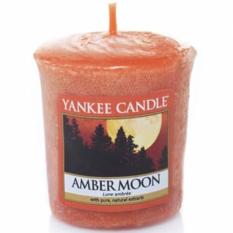 Yankee Candle Sampler Votivkerze Amber Moon