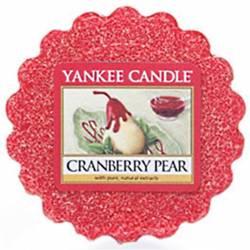 Yankee Candle Tart / Melt Cranberry Pear